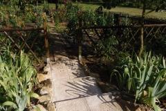 escalier : j'ai descendu dans mon jardin